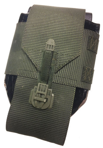 M05 entrenching tool pouch, olive green
