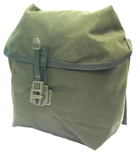 SA M05 General purpose pouch, large, olive green