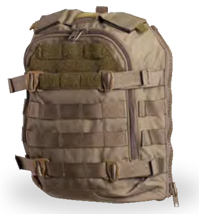 Sioen Tacticum Backpack module, for Plate Carrier