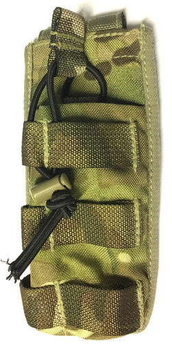 British Osprey Mk.IV rifle magazine pouch, single, MTP camo