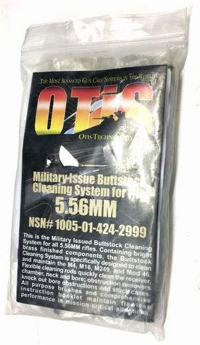 OTIS 5.56x45mm / .223cal rifle cleaning kit