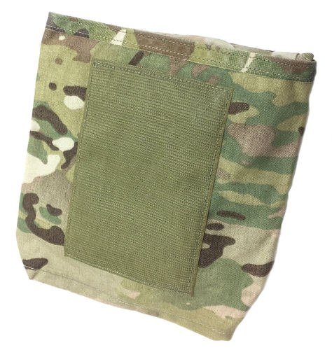 US Army IOTV side plate pocket, PALS attachment, Multicam