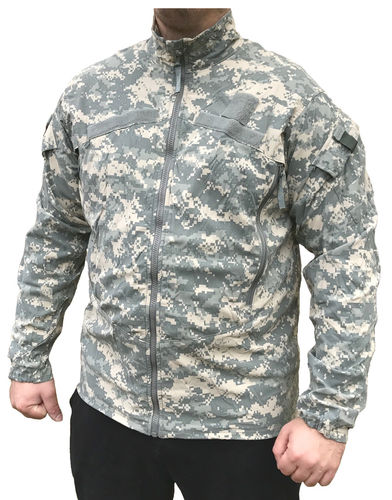 "US Army ECWCS Gen3 Level 4 Softshell ""Wind Shirt"" jacket, UCP-camo"
