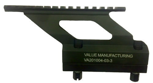 Value Manufacturing Picatinny sight mount, RK62 / RK95 / SAKO M92 / Galil, aluminum