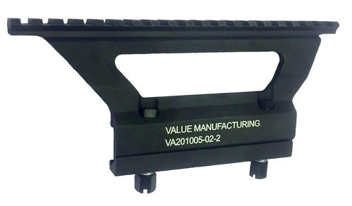 Value Manufacturing Picatinny optics mount for AK rifles