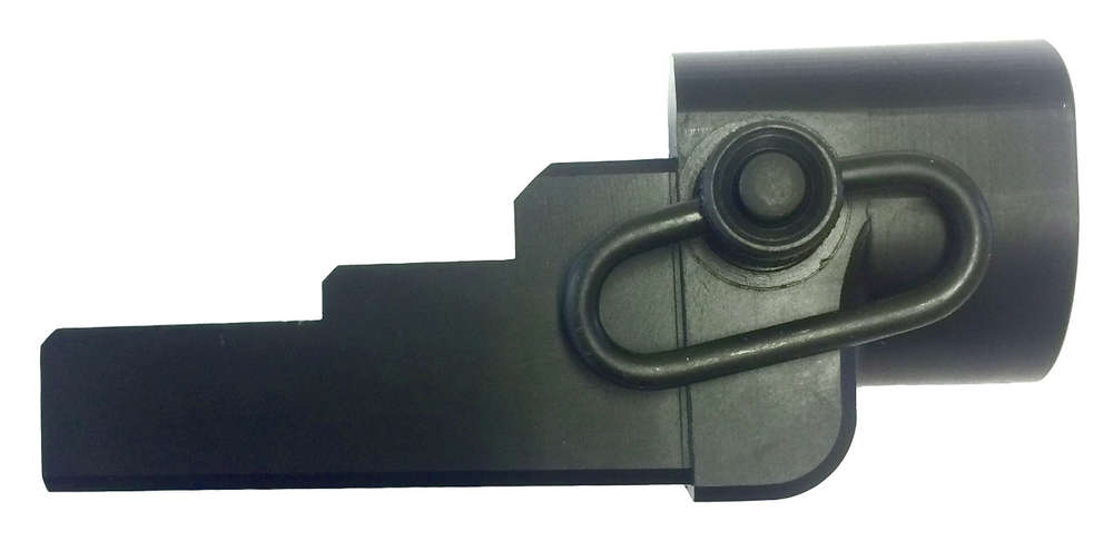 Value Manufacturing Telescopic stock adapter with QD-sling attachment  point, for stamped receiver AK