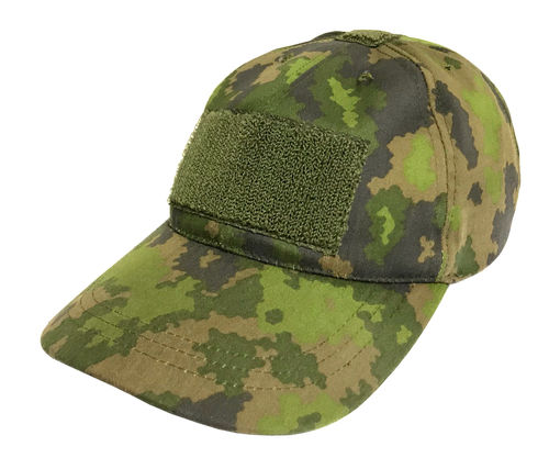 WarGear Operator Cap, M05 camouflage, with velcro attachments, size 54-62 (adjustable)