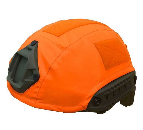 WarGear™ Helmet Cover, High Cut, HI-VIS ORANGE