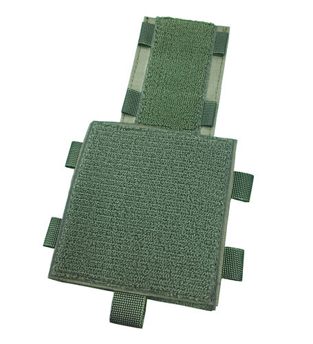 WarGear™ VV Lite counterweight pouch, for WarGear™High Cut helmet covers, olive green
